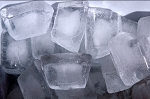 Pitcher full of ice